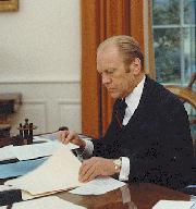 Gerald R. Ford Library and Museum (Gerald R. Ford, 38th President of the United States [1974 - 1977])
