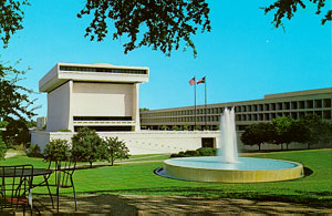 President Lyndon Baines Johnson Presidential Library and Museum (Lyndon Baines Johnson, 36th President of the United States [1963 - 1969])